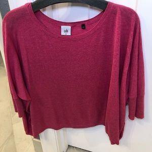 Cabi crop sweater